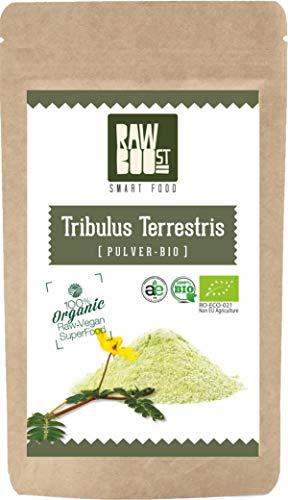 Rawboost Bio Tribulus Terrestris Pulver, 2er Pack (2 x 125 g)