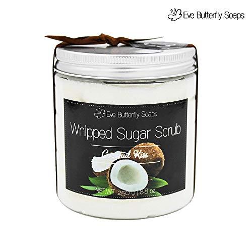 Sugar Kisses (Whipped Sugar Scrub