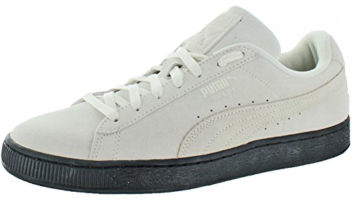 Puma Classic Wedge L - Sneakers basses - Homme Whisper White/Puma Black