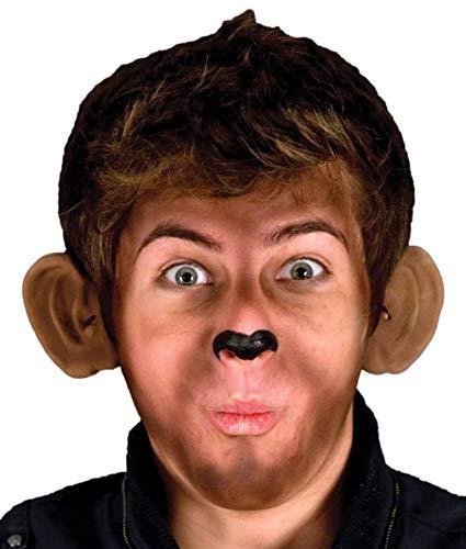 Monkey Ears Costume Prosthetic (Cinema Secrets Kostüm)