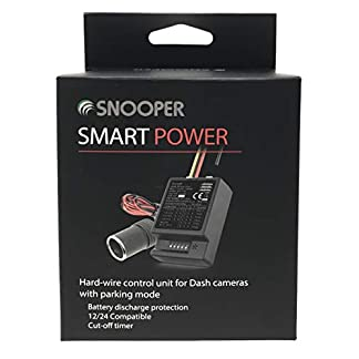 Snooper-Smart-Power-Kabel-12V-24V-Mit-Parkfunktion