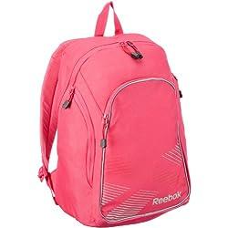 Reebok - Bolsa de acampada y senderismo, tamaño 43cmx32cmx15 - 20cm, color overtly rosa - r / uber berry r