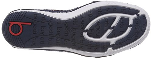 Bugatti 321480065400, Baskets Basses Athlétiques Homme Bleu (bleu Foncé)