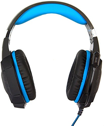 Redgear Hell Scream Professional Gaming Headphones with 7 RGB LED Colors and Vibrations(PC) Image 2