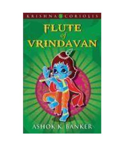 Flute Of Vrindavan Cover Image