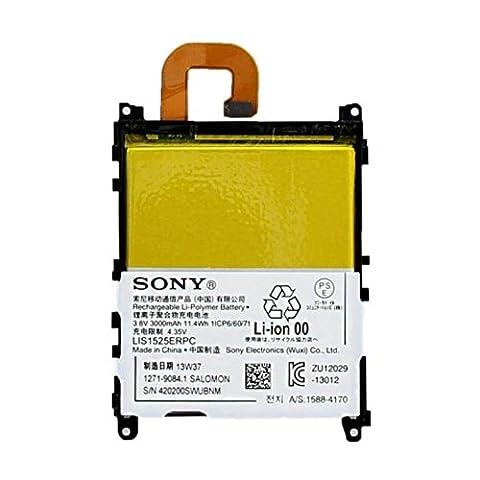 Original SONY Akku für SONY Xperia Z1 (L39H) LIS1525ERPC - 3000mAh-Bulk