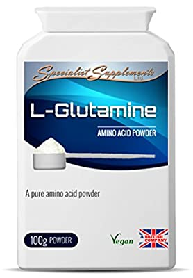 L-Glutamine Powder Supplement