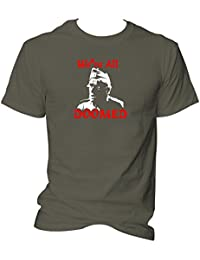 Dads Army We're All Doomed Private James Frazier T Shirt John Laurie