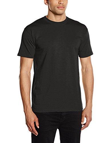 Fruit of the Loom Herren, Regular Fit, T-Shirt, Premium Tee Single Grau (light Graphite)