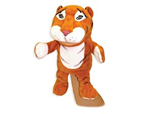 Tiger Who Came to Tea Hand Puppet 12In