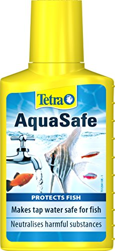 Tetra AquaSafe to Turn Tap Water...