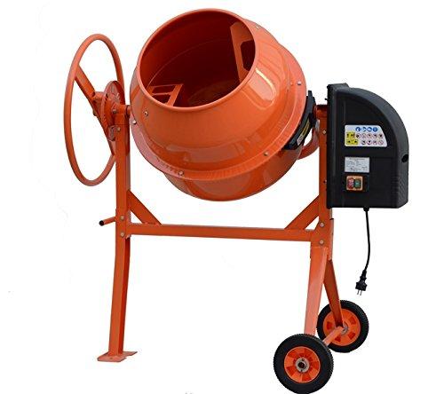 Preisvergleich Produktbild Betonmischer Zementmischer 140 Liter