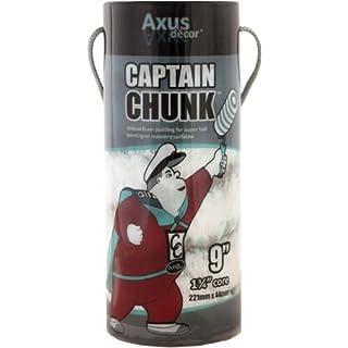 Axus Décor Captain Chunk Roller Sleeve Extra Extra Long Pile - Grey