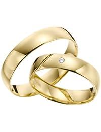 Suchergebnis auf für: eheringe gold 585er Damen