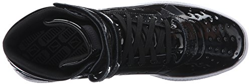 Puma Sky II Hi Patent Emboss Synthetik Turnschuhe Puma Black