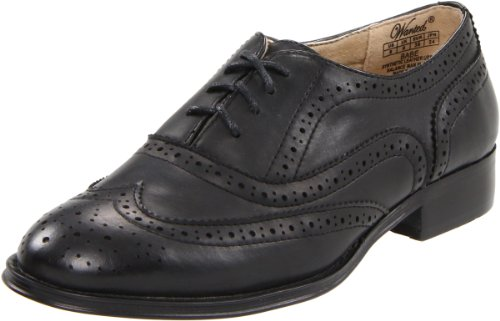 Wanted Babe Femmes Synthétique Oxford Black