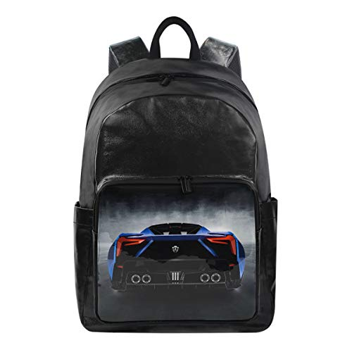 Student Backpacks College School Book Bag Travel Hiking Camping Daypack for Boy for Girl , 12.5