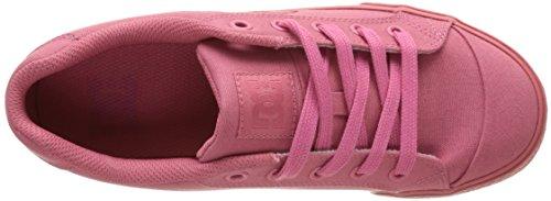 DC Shoes Damen Chelsea Tx Flach Rose (Desert)