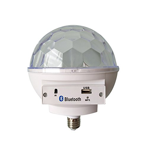 Symboat Led Portatile Bluetooth Della Lampadina Led Speaker