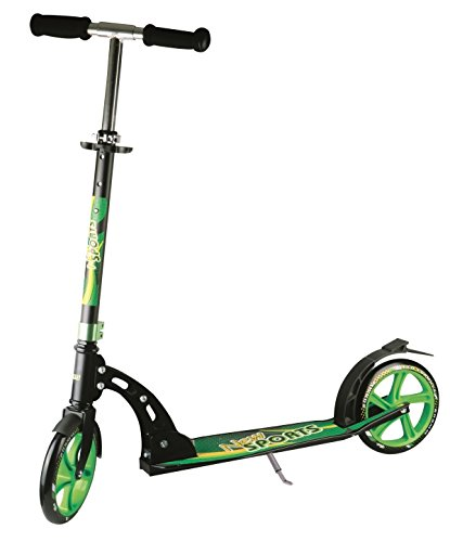 New Sports Scooter Green Pattern, 205mm