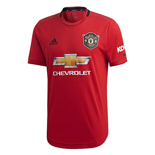 adidas Performance Manchester United Trikot Home Authentic 2019/2020 Herren rot, L -