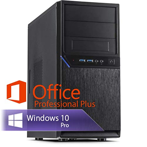 Ankermann Neu Business Office Work PC PC Intel i5 4570...