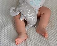 """Saquito térmico de semillas""""elefante"""", para bebé y personalizado. Nuestro saco térmico es ideal para"""