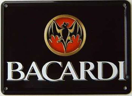 mini-logo-plaque-bacardi-11-x-8-cm