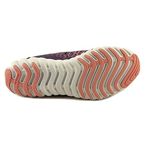 Reebok Twistform Blaze 2.0 Synthétique Chaussure de Course Indigo-Purple-Pink-White