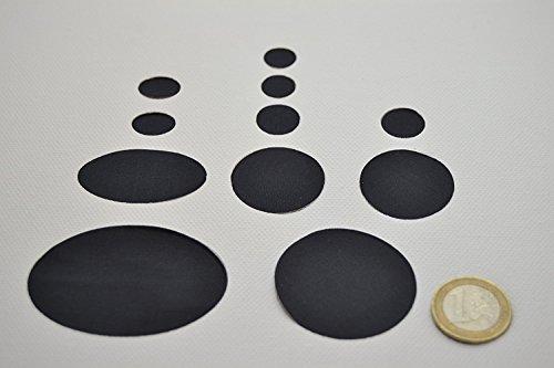 41MSqHEJkIL - Down Jacket First Aid Repair Patch Kit (Black Colour)