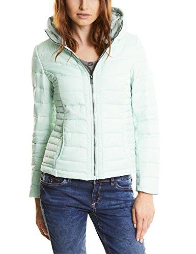 Street One Damen Jacke 200176 Blair, Grün (Frozen Mint 11031), 38