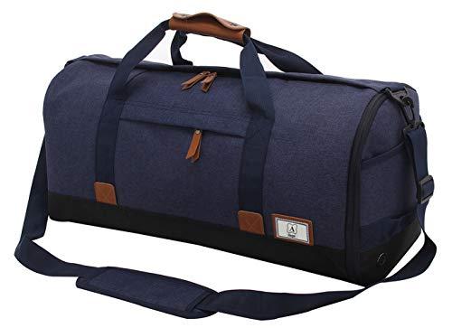 Asge Unisex Reisetasche Grosse Kapazität Handtasche Versatile Outdoor Fitness Sporttasche Mode Freizeit Gepäcktasche -