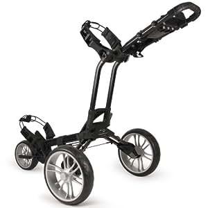 Stewart Golf Z3 Chariot de golf à pousser Noir