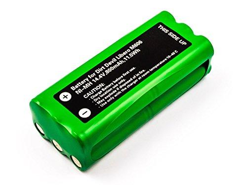 batterie-pour-dirt-devil-libero-m606-800-mah