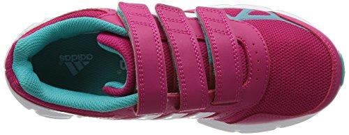 Adidas Hyperfast Sneakers, Unisex Bambino Pink