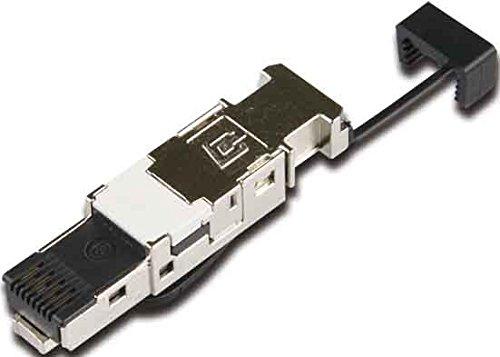Preisvergleich Produktbild BTR E-DAT Industry RJ45 field plug schwarz