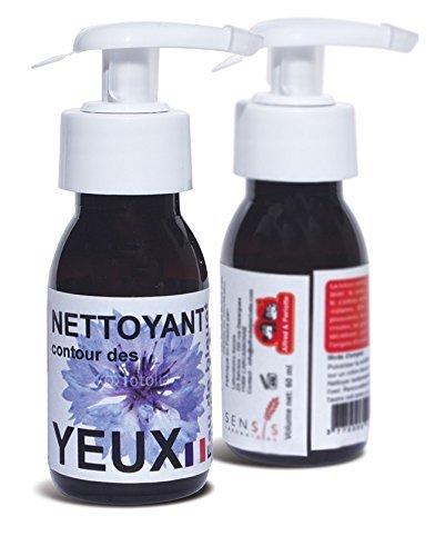 Reinigungsmittel Augenpartie–Kornblume 60ml
