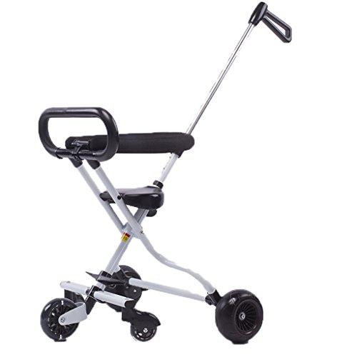 Peixia Department Store Kinderwagen ★ Ultra Lightweight Kinderwagen ★ Klapp-Kinderwagen ★ Geeignet für 2-5 Jahre alt Baby Buggys Kinderwagen (Farbe : 2#)