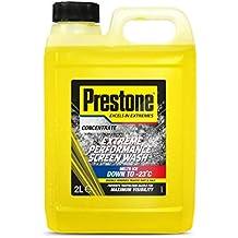 Líquido limpiaparabrisas Prestone PSCW0002A.