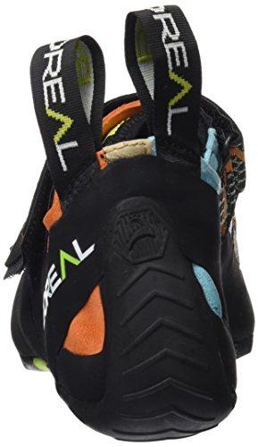 Boreale Diabola-Mocassini sportivi da donna, colore: multicolore