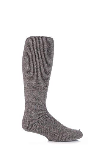 c9f0a20f81d15 HEAT HOLDERS 1 paire véritable pour homme Long Laine thermique hiver chaud  chaleur support Chaussettes Taille