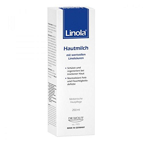 Linola Hautmilch, 1er Pack (1 x 200 ml)