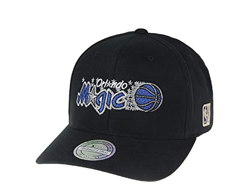 Mitchell & Ness Orlando Magic HWC Old School Flexfit Snapback Cap - NBA Kappe