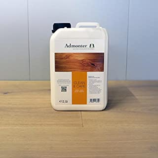 Admonter Parkettpflegemittel Clean & Care weiß 2,5 L