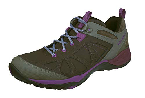 Merrell Womens/Ladies Siren Q2 Waterproof Grippy Walking Hiking Shoes