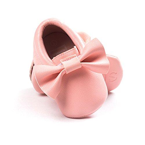 Etrack-Online , Baby Jungen Lauflernschuhe rosa hellrosa hellrosa