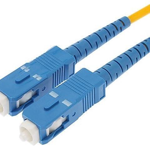 CHUNPIN Cavo in fibra ottica M / M SC /