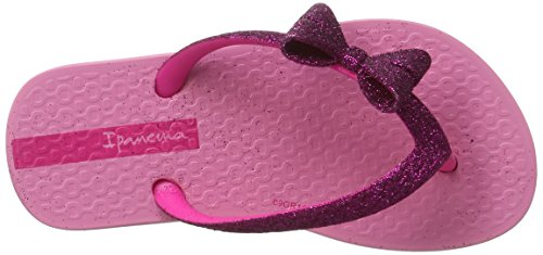 Ipanema Lolita Iv Kids, Tongs Fille Mehrfarbig (pink)