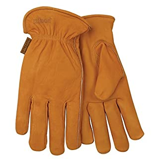 Getting Fit 35117008175 Kinco 0 Lined Grain Buffalo Leather Ranch and Work Glove, , Single Pair, Medium by KINCO INTERNATIONAL