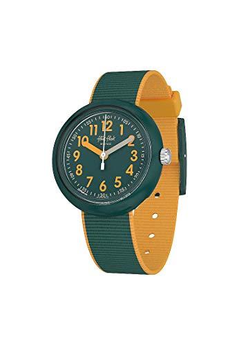 Flik Flak Kinder-Armbanduhr Color Blast Green FPNP048